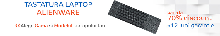 tastatura laptop alienware