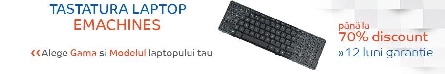 tastatura laptop emachines