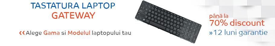 tastatura laptop gateway
