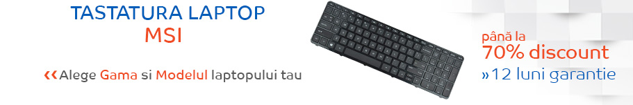 tastatura laptop msi