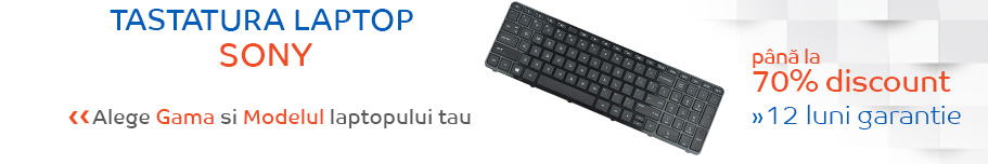 tastatura laptop sony