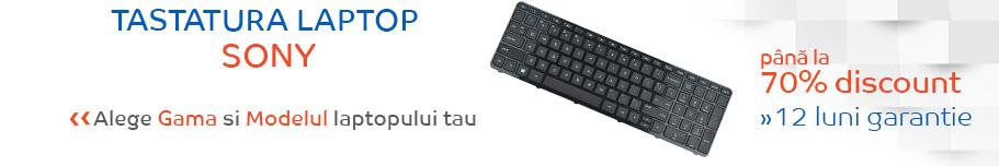 tastatura laptop sony