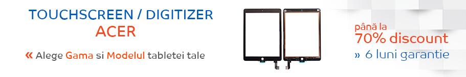 touchscreen tableta acer