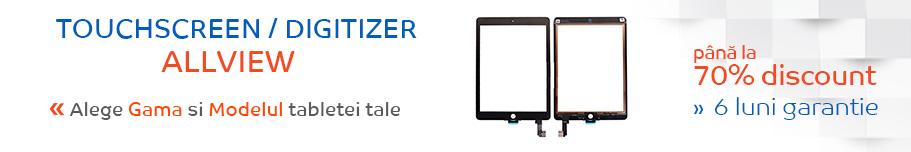 touchscreen tableta allview