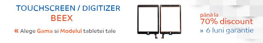 touchscreen tableta beex