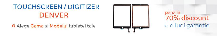 touchscreen tableta denver