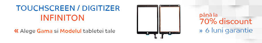 touchscreen tableta infiniton