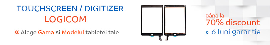 touchscreen tableta logicom