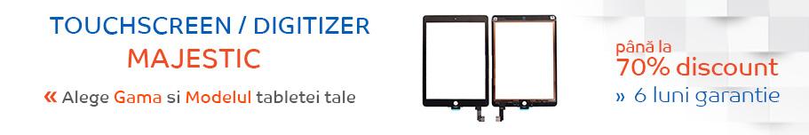 touchscreen tableta majestic