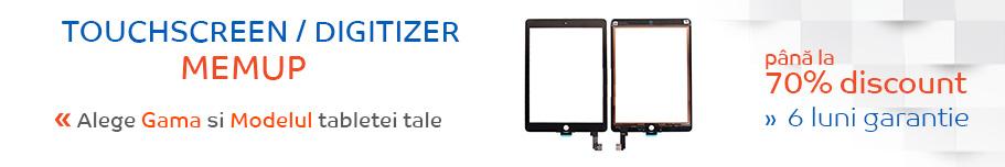 touchscreen tableta memup