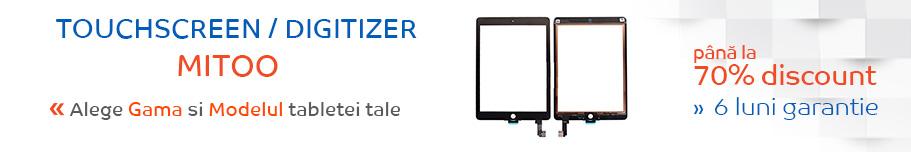 touchscreen tableta mitoo