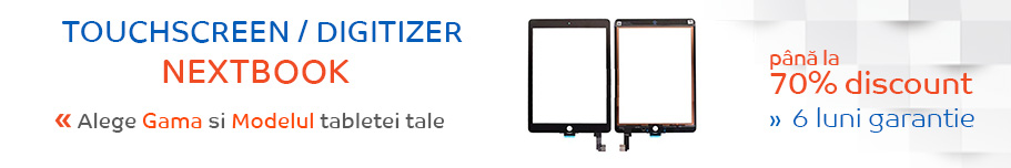 touchscreen tableta nextbook