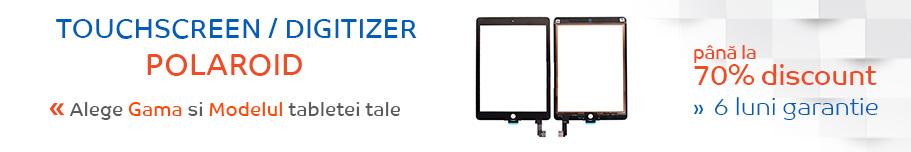 touchscreen tableta polaroid