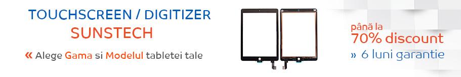 touchscreen tableta suntech