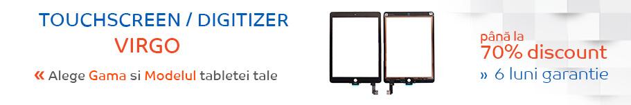 touchscreen tableta virgo