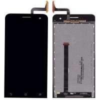 Ansamblu Display LCD  + Touchscreen Asus Zenfone 5 A500CG. Modul Ecran + Digitizer Asus Zenfone 5 A500CG