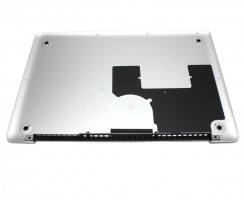 Bottom MacBook Pro Unibody 13 A1278 Mid 2012. Carcasa Inferioara MacBook Pro Unibody 13 A1278 Mid 2012 Argintie