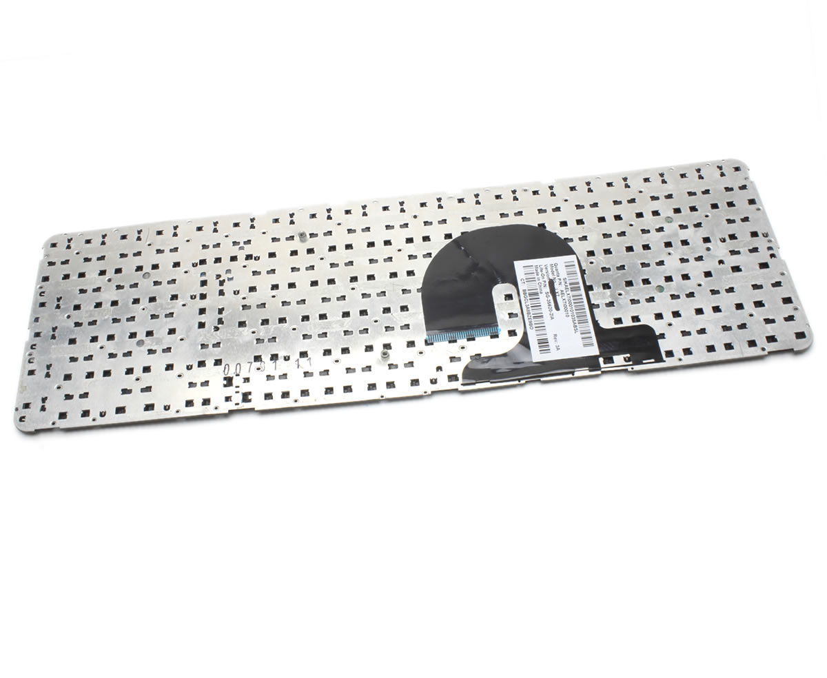 Tastatura HP Pavilion dv7 5020 layout UK fara rama enter mare imagine powerlaptop.ro 2021