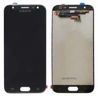 Ansamblu Display LCD + Touchscreen Samsung Galaxy J3 2017 J330 J330F Black Negru. Ecran + Digitizer Samsung Galaxy J3 2017 J330 J330F Black Negru