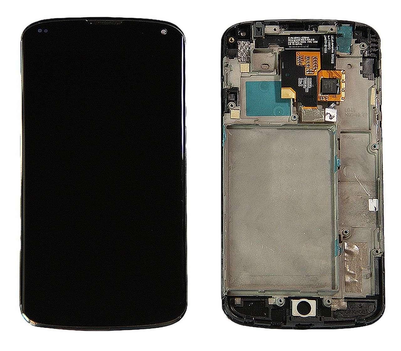 Display LG Nexus 4 E960 imagine powerlaptop.ro 2021