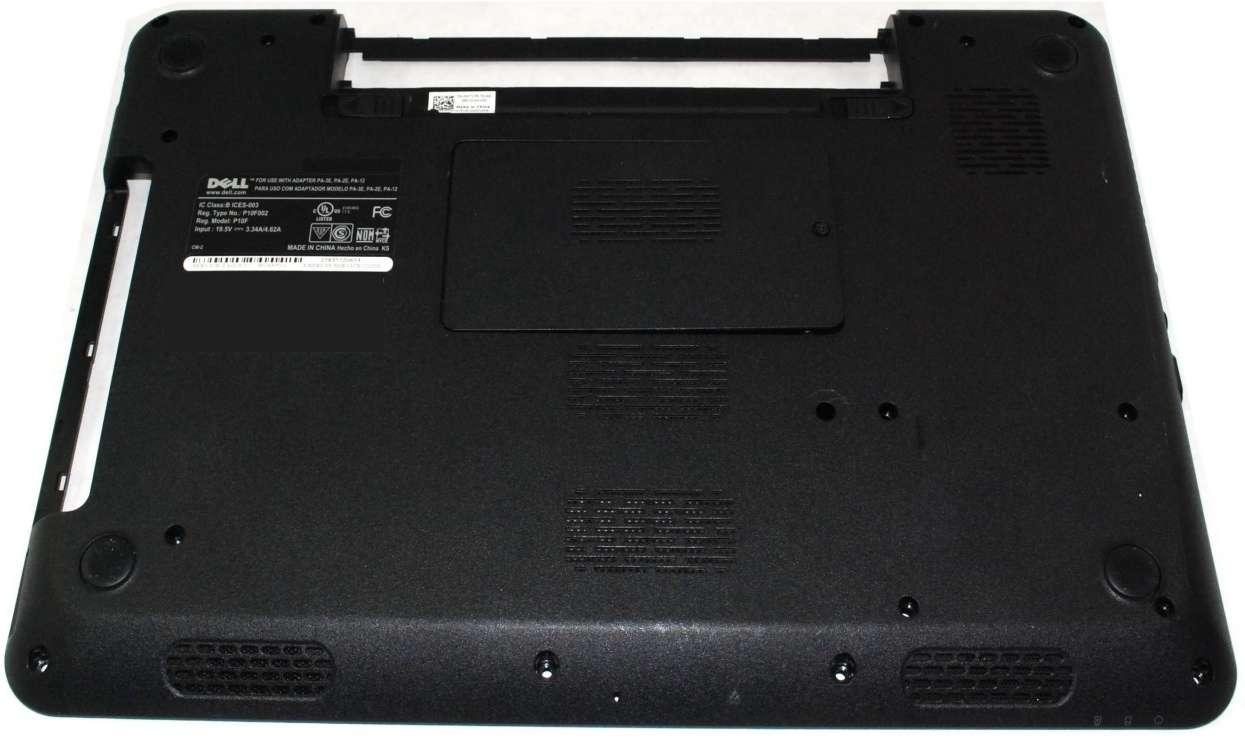 Bottom Case Dell Inspiron N5010 Carcasa Inferioara Negra imagine powerlaptop.ro 2021