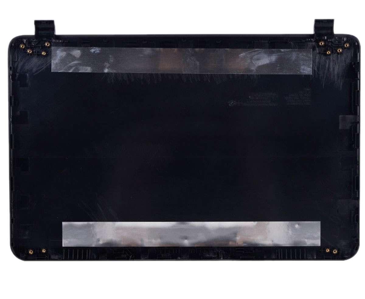 Capac Display BackCover HP 15 S Carcasa Display Neagra imagine