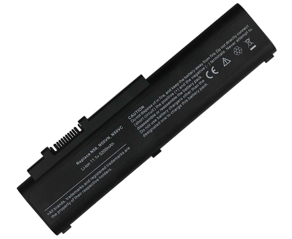 Baterie Asus N51TP imagine powerlaptop.ro 2021