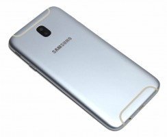 Capac Baterie Samsung Galaxy J7 2017 J730 Albastru Blue. Capac Spate Samsung Galaxy J7 2017 J730 Albastru Blue