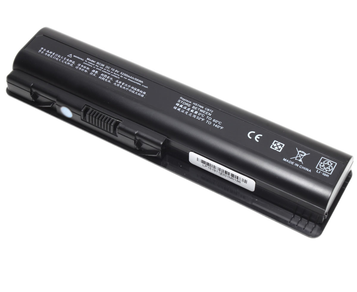 Baterie HP Pavilion dv6 1400 imagine