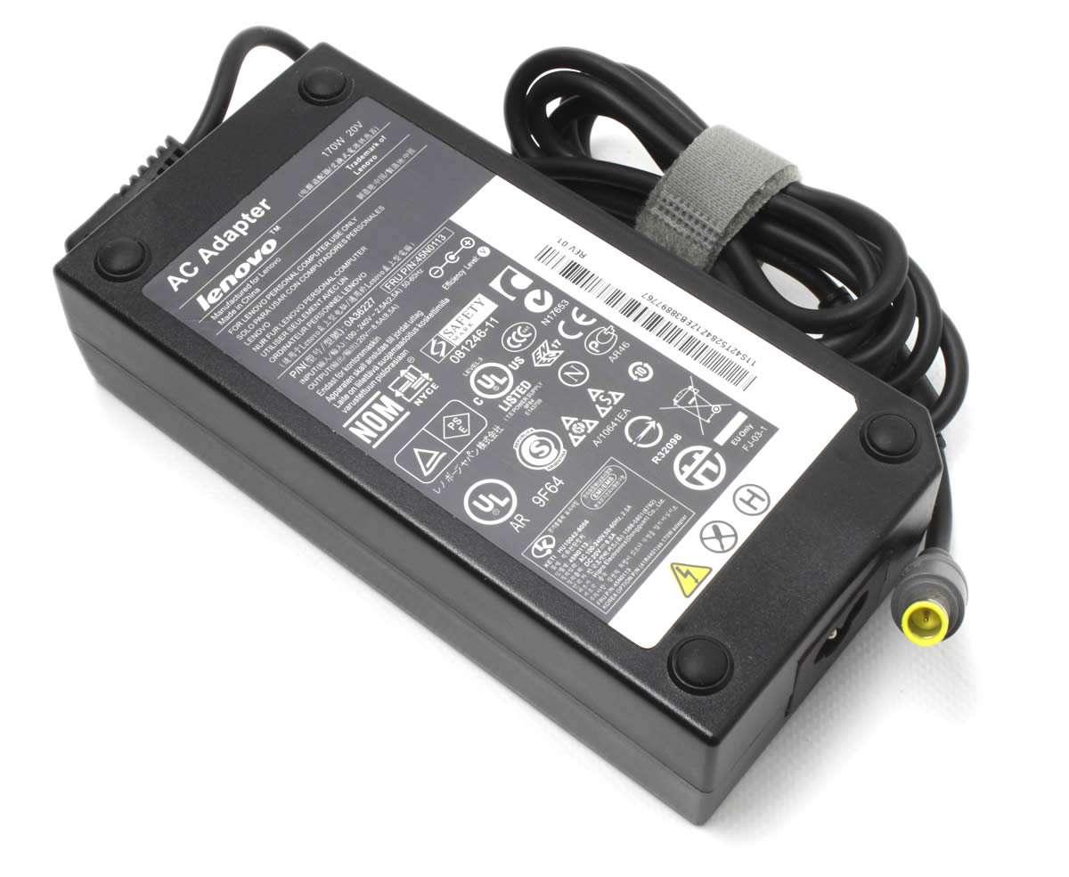 Incarcator IBM Lenovo ThinkPad T410i 170W mufa 7.9x5.4mm imagine