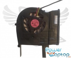 Cooler laptop Sony Vaio VGN CS120. Ventilator procesor Sony Vaio VGN CS120. Sistem racire laptop Sony Vaio VGN CS120