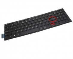 Tastatura Dell  G5 15 5587 iluminata. Keyboard Dell  G5 15 5587. Tastaturi laptop Dell  G5 15 5587. Tastatura notebook Dell  G5 15 5587