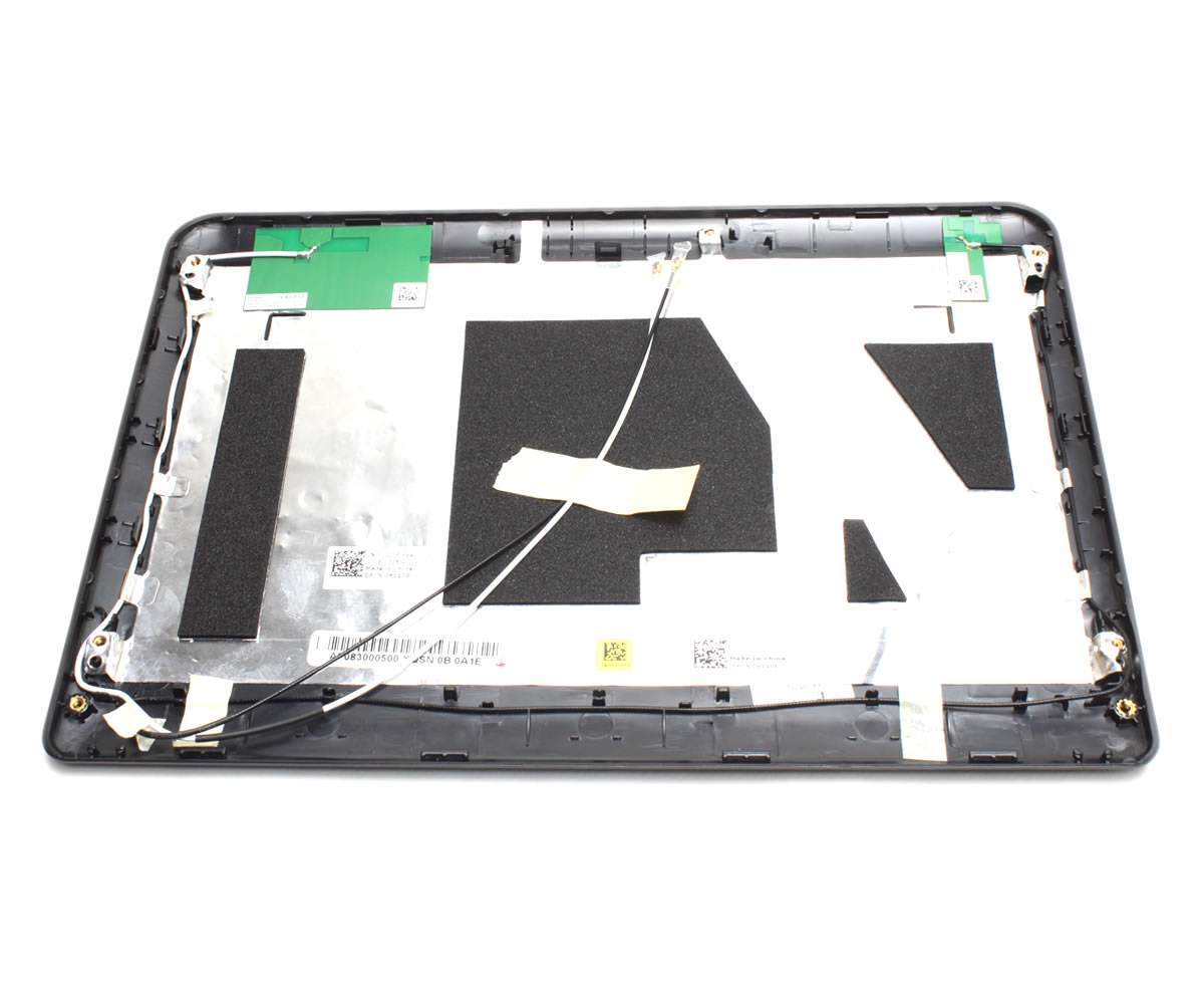 Capac Display BackCover Dell Inspiron Mini 1011 Carcasa Display imagine powerlaptop.ro 2021