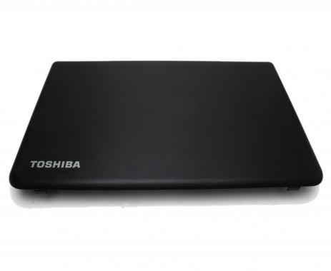 Carcasa Display Toshiba Satellite C55D-A. Cover Display Toshiba Satellite C55D-A. Capac Display Toshiba Satellite C55D-A Neagra