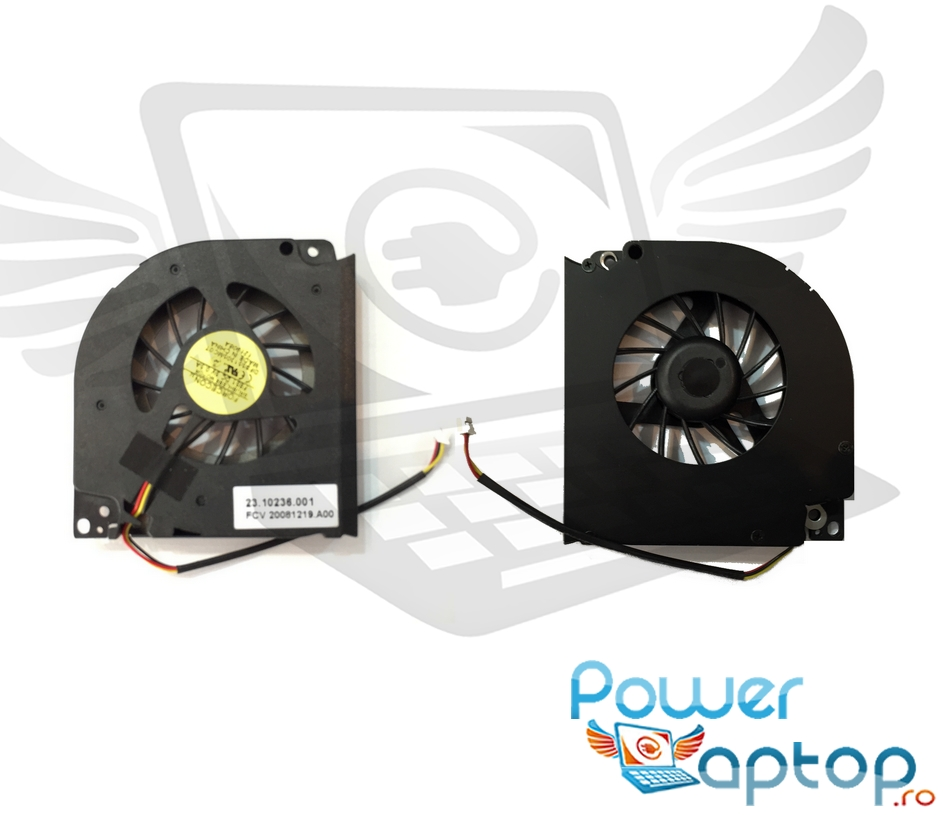 Cooler laptop Fujitsu Siemens Amilo XA3530 imagine powerlaptop.ro 2021