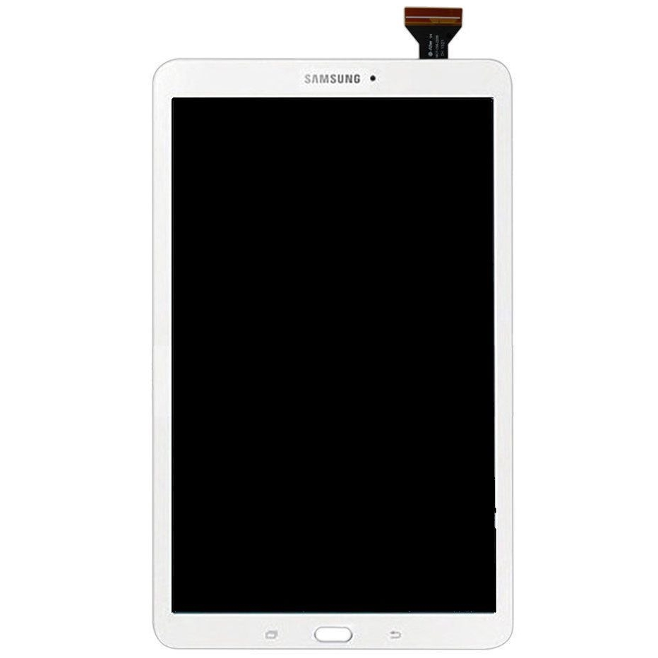 Ansamblu LCD Display Touchscreen Samsung Galaxy Tab E 9.6 T561 Alb imagine powerlaptop.ro 2021