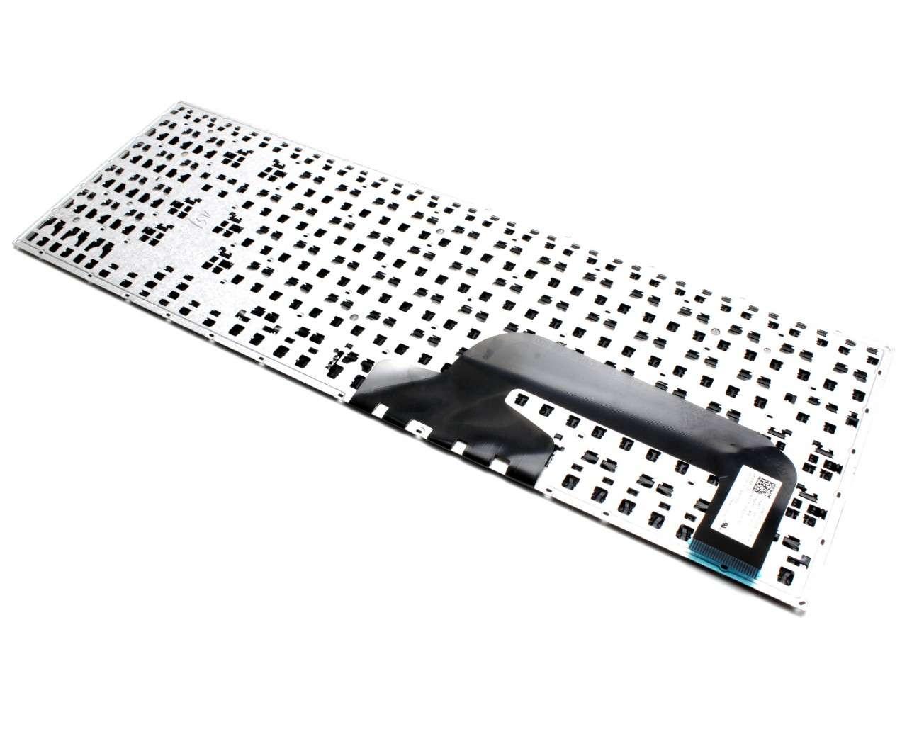 Tastatura Asus F507 layout US fara rama enter mic imagine