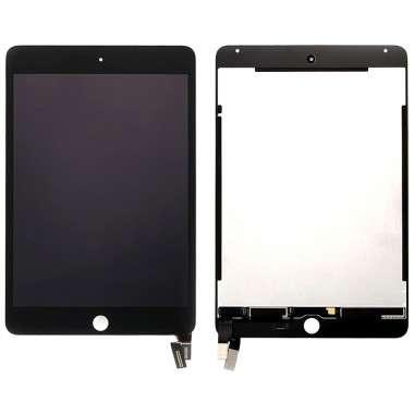 Ansamblu Display LCD  + Touchscreen Apple iPad mini 4 A1550 OEM Negru. Modul Ecran + Digitizer Apple iPad mini 4 A1550 OEM Negru