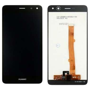 Ansamblu Display LCD + Touchscreen Huawei Nova Young MYA-L11 Black Negru . Ecran + Digitizer Huawei Nova Young MYA-L11 Black Negru