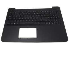 Tastatura Asus  13N0-?R8A0601 cu Palmrest negru. Keyboard Asus  13N0-?R8A0601 cu Palmrest negru. Tastaturi laptop Asus  13N0-?R8A0601 cu Palmrest negru. Tastatura notebook Asus  13N0-?R8A0601 cu Palmrest negru