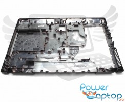 Bottom IBM Lenovo  G770. Carcasa Inferioara IBM Lenovo  G770 Neagra