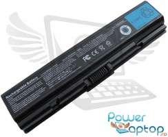 Baterie Toshiba Satellite Pro L500. Acumulator Toshiba Satellite Pro L500. Baterie laptop Toshiba Satellite Pro L500. Acumulator laptop Toshiba Satellite Pro L500. Baterie notebook Toshiba Satellite Pro L500