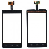 Touchscreen Digitizer ZTE Kis 3. Geam Sticla Smartphone Telefon Mobil ZTE Kis 3