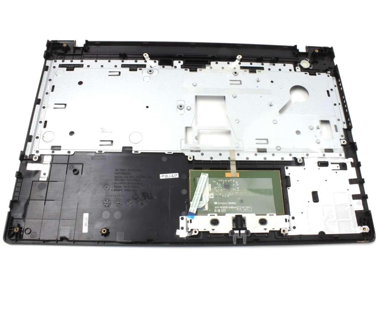 Palmrest Lenovo G50 70 Carcasa superioara neagra imagine powerlaptop.ro 2021