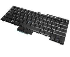 Tastatura Dell Latitude E6400. Keyboard Dell Latitude E6400. Tastaturi laptop Dell Latitude E6400. Tastatura notebook Dell Latitude E6400