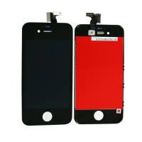 Ansamblu Display LCD + Touchscreen Apple iPhone 4 Negru Black ORIGINAL. Ecran + Digitizer Apple iPhone 4 Negru Black ORIGINAL