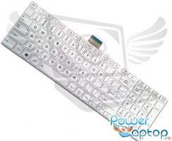 Tastatura Toshiba Satellite C55-A C55A Alba. Keyboard Toshiba Satellite C55-A C55A Alba. Tastaturi laptop Toshiba Satellite C55-A C55A Alba. Tastatura notebook Toshiba Satellite C55-A C55A Alba