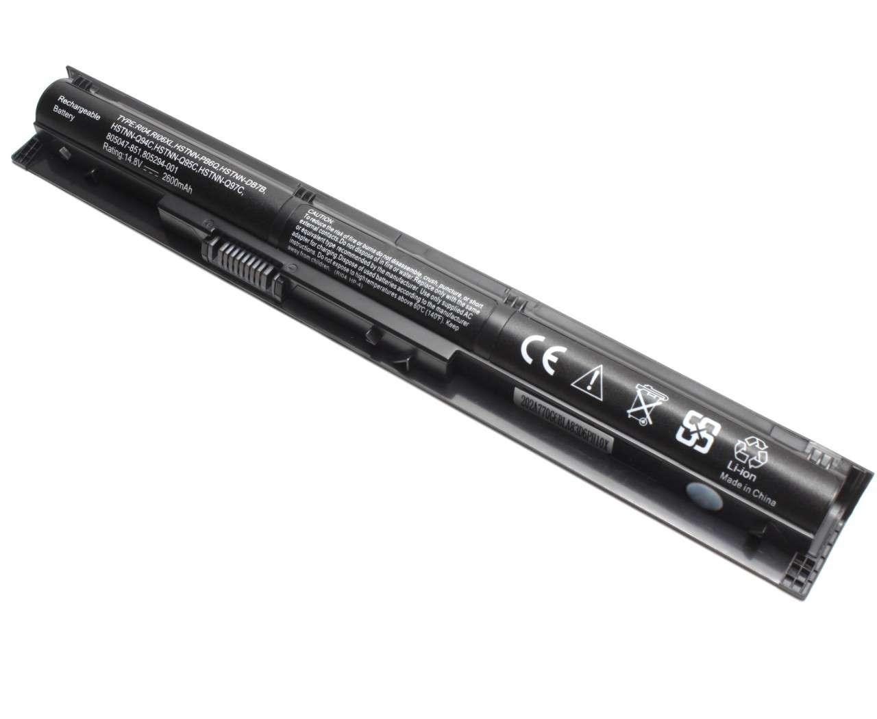 Baterie HP HSTNN-PB6Q 2600mAh imagine powerlaptop.ro 2021