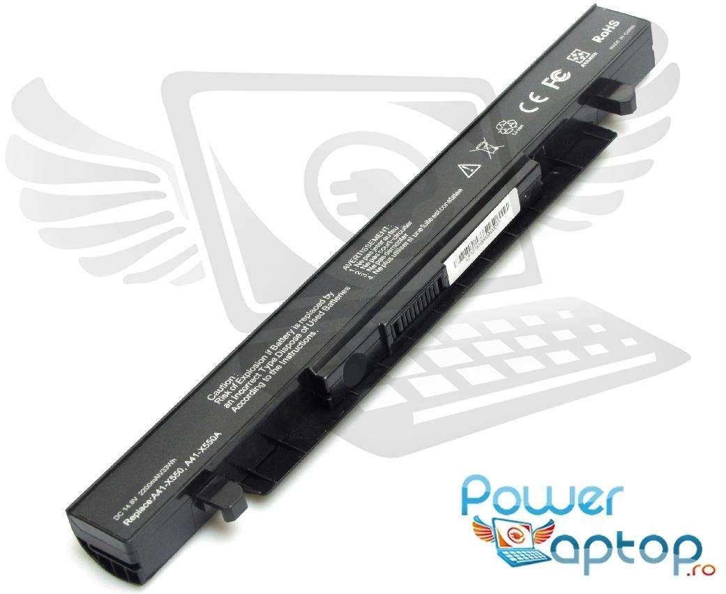 Baterie Asus X552E imagine powerlaptop.ro 2021