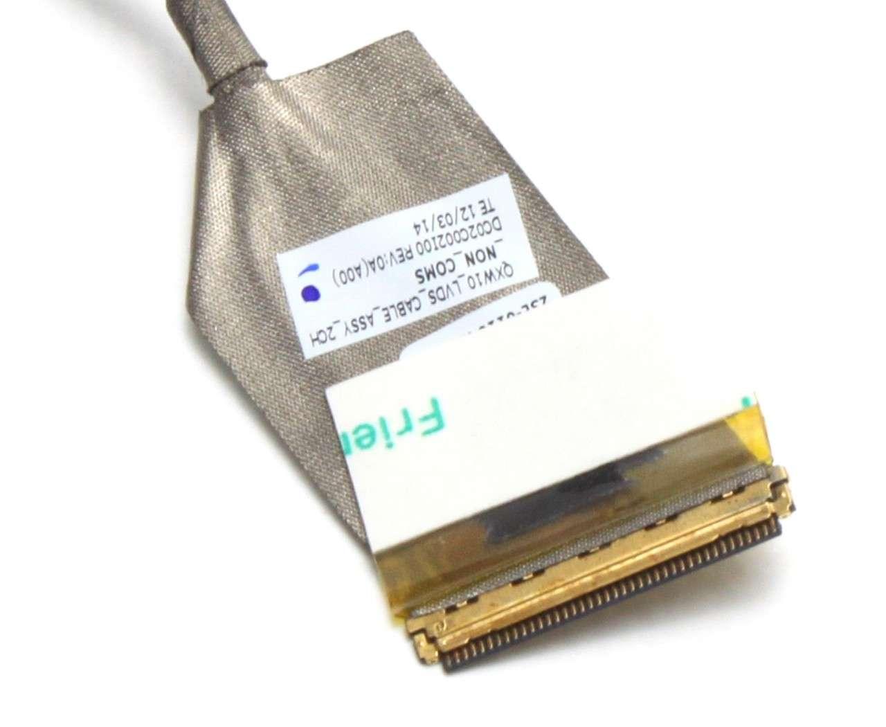 Cablu video LVDS Dell Latitude E5530 imagine powerlaptop.ro 2021